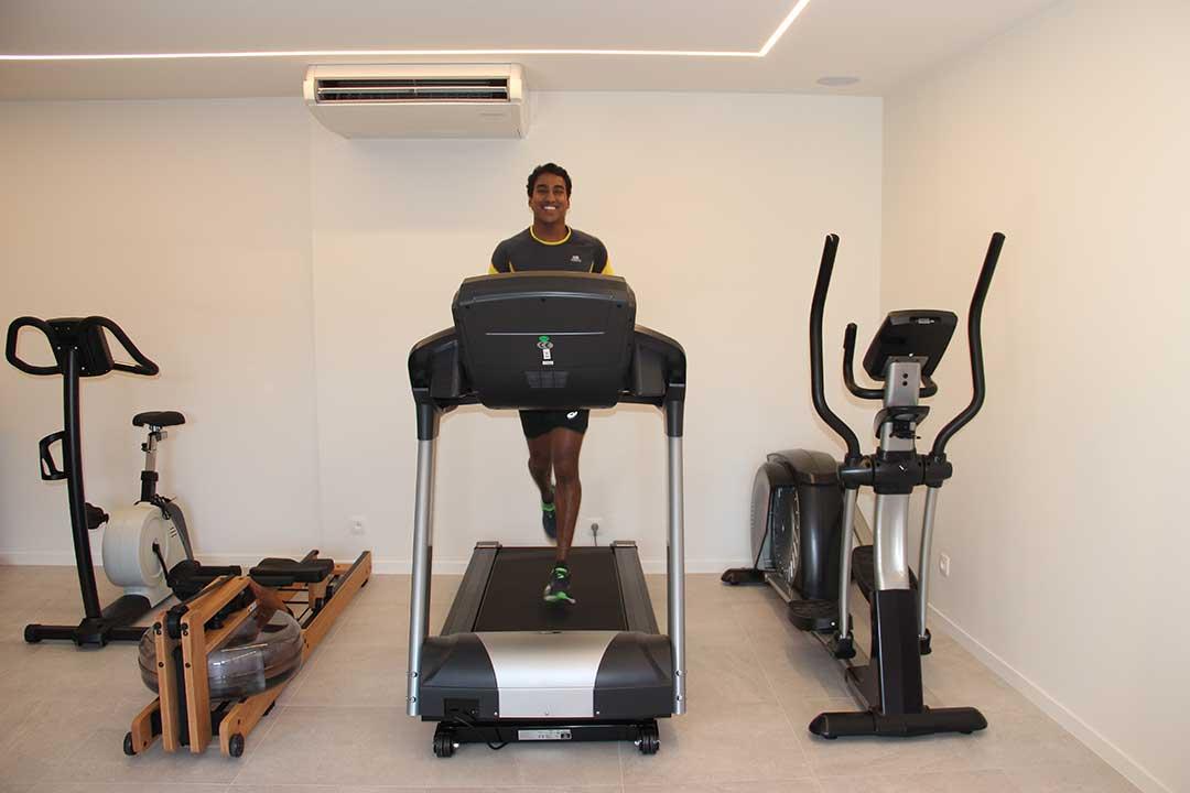 Cardio training in de praktijk van Elise Farrazijn - Mooov